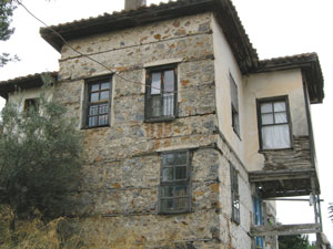 Old Alanya House